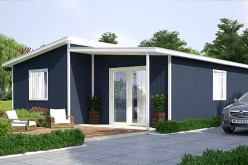 This quality, affordable Quickbuilt modular DIY kit home, The Kakadu, features 2 bedrooms and will not only bring you a great income, but will also substantially increase the value of your existing home.